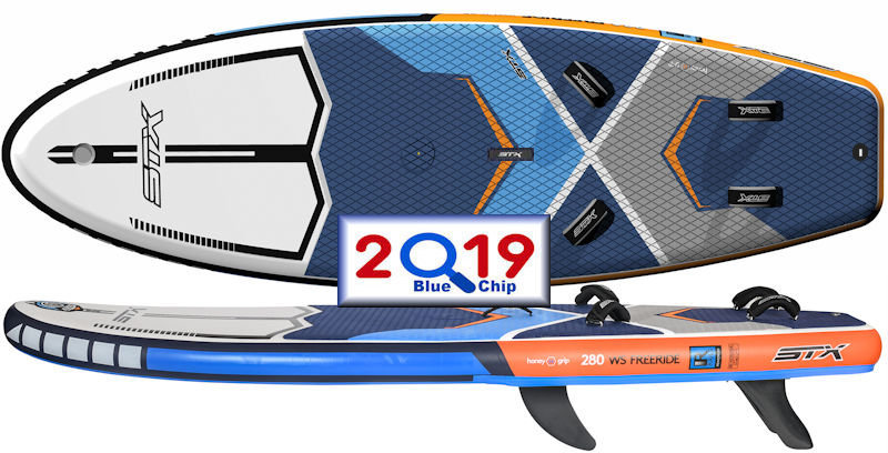 STX WinSUP 11' 6 at Blue Chip SUP Store